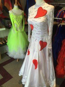 ハートドレス